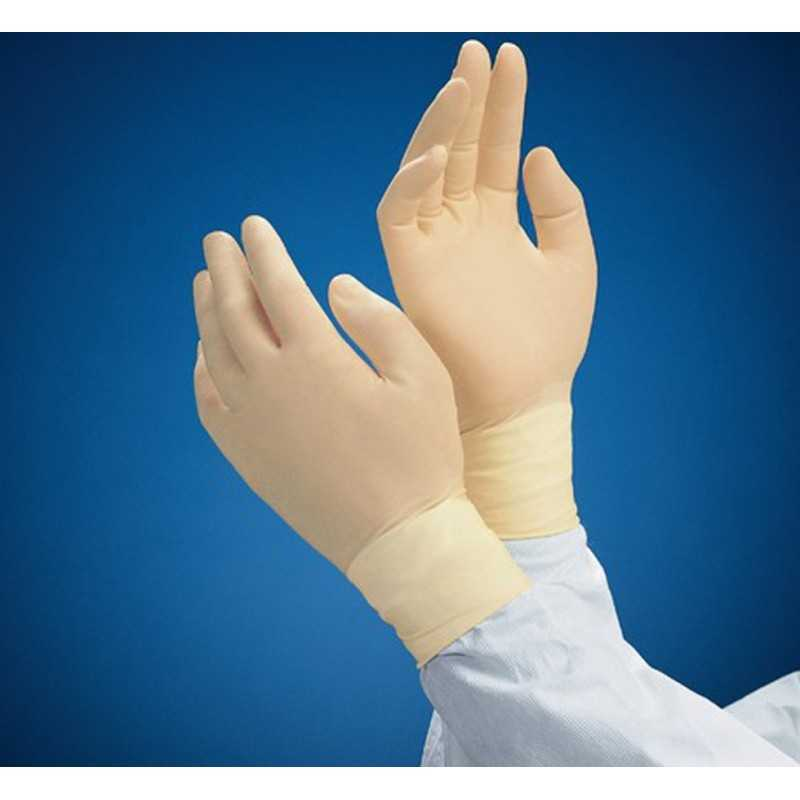 KIMTECH PURE* G3 Sterile Latex Gloves, 30 cm Hand-specific pairs