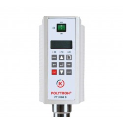 Dispersing unit Polytron® PT 3100 D package with ST-F10/600, 230 V, EU-plug