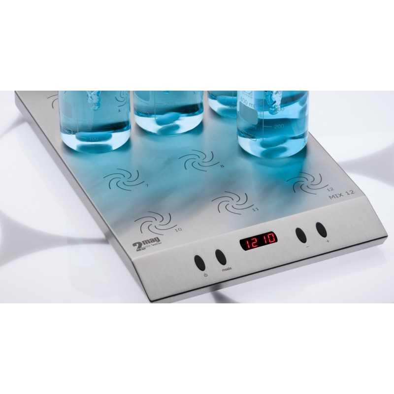 Cell culture stirrer bioMixdrive 4 5-250 rpm