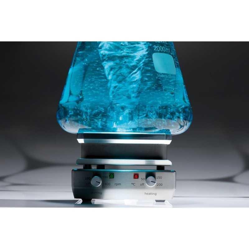 Magnetic stirrer hotMIX 1 heatable, internal controll