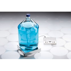 Magnetic stirrer MAXdrive with external control, up to 250 litres, with UK plug