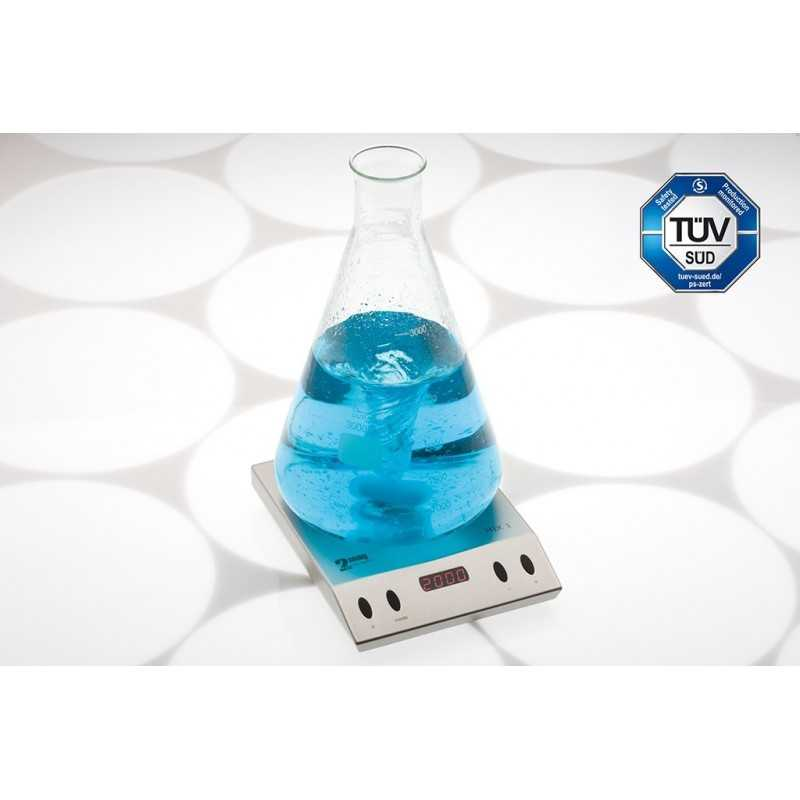 Magnetic stirrer MIX 1 with internal control with english plug