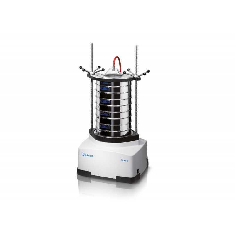 Sieve shaker AS 400 control 100-240V, 50-60Hz