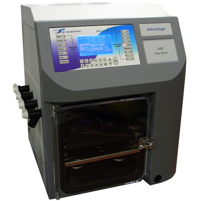 AdVantage 2.0 BenchTop Freeze Dryer / Lyophilizer
