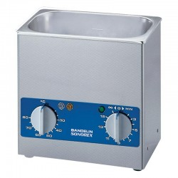 Ultrasonic bath RK 100 cap. 3.0 ltrs, without heating