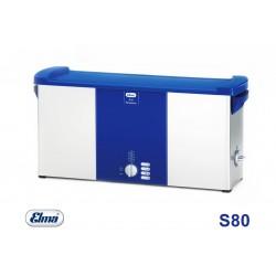 Elmasonic S 80 230 V, 9,4 Ltr., without heating 505 x 137 x 150 mm