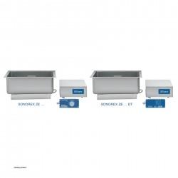 Ultrasonic unit 1058 DT SONOREX SUPER ZE, incl. HF generator GT 1003 M-C, oscillating tank TE 1058.2, 230 V, 50/60 Hz