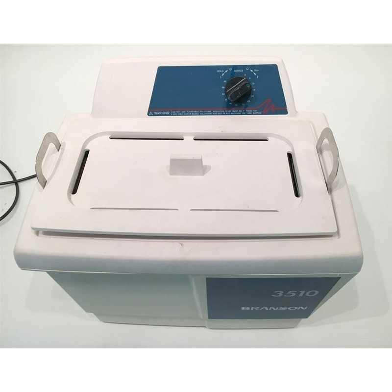 Ultrasonic bath 3510 E/MT 290 x 140 x 100 mm replacement of 3210 E/MT