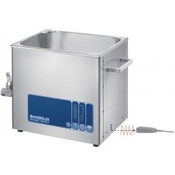 Ultrasonic bath DT 1028 F SONOREX DIGITEC 9.5 l, 1280 W without heating