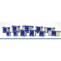 Elmasonic S 60 H 230 V, 5,75 Ltr., without heating 300 x 151 x 150 mm