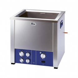 Elmasonic S 10 230 V, 0,8 Ltr., without heating 190 x 85 x 60 mm, with lid