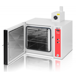 Oven with convection PF 120 500x490x520mm, 2kW, 230V Maximum temperature 300 ° C.