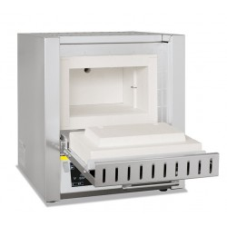 Compact Muffle furnaces LE 6/11/B150 volume 6 L, 1,8 kW, with controller B150, 230 volt