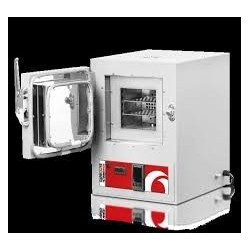 Laboratory high temperature ovens LHT 4/60, 400°C, circulating air 1,5KW, 400x410x650mm