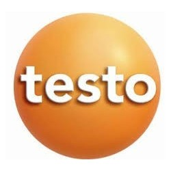 Temperature meter testo 735-1 TE type K/Pt 100,incl. battery a. calibration protcoll, with ISO calibration certificate