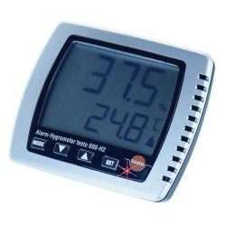 Thermo-hygrometer testo 608-H2 with alarm