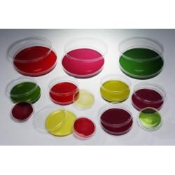 Gosselin®Кръгли петрита, неутрален полистирен, 3 ventsH14.2 Ø90, 33 бр. в опаковка, 825 бр. в кашон, стерилни, SAL 10-3