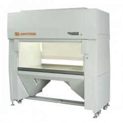 Микробиологичен ламинарен бокс клас II модел Laminar-S.-1,2 VIS-A-VIS. Сертифициран по ISO 14644-1-2002.