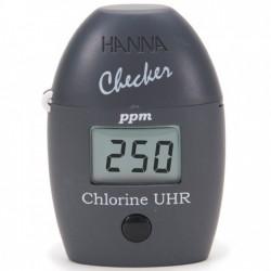 HI-771 Chlorine Ultra High Range Handheld Colorimeter, Checker®HC
