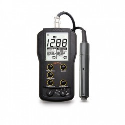 HI-8733 Portable Multi-range Conductivity Meter