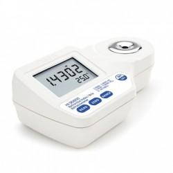 HI-96800 Refractometer for Refractive Index and Brix