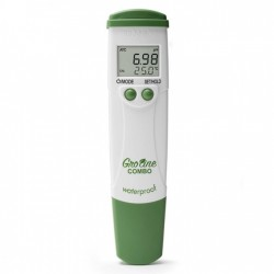 HI-98131 GroLine Hydroponic Waterproof Pocket pH/EC/TDS/Temperature Tester