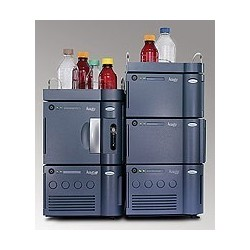 Acquity UPLC system with 2D technology