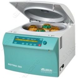 ROTINA 380, настолна центрофуга без ротор 220 V