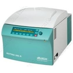 ROTINA 380R, настолна центрофуга с охлаждане, без ротор 220 V