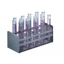 Статив за епруветки за 5 литрова водна баня 16x16/19 мм епруветки