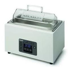Водна баня SUB AQUA PRO ADVANCED SAP2S дигитална, 2 L, shallow amb.+5 to 99°C, с включен капак(прозрачен) и статив