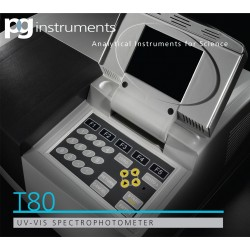 УВ-ВИС Спектрофотометър Т80