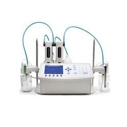 Автоматична система за титруване