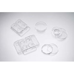 Петрита за култивиране, гама-стерилни, 35х10 мм, лесно захващане, 200 бр.